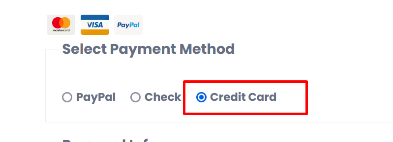 How to pay by credit/debit card safely?